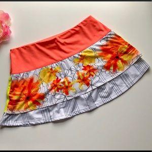 💕Lucky In Love Tennis Skirt ▪️Sz small